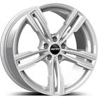 Jantes roues GMP Reven 8x18 5x120 Et30 Opel Insignia silver Bf0