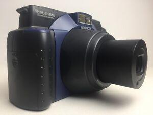 Vintage-FUJIFILM-FUJI-INSTAX-100-Instant-Film-Camera-Tested-Working