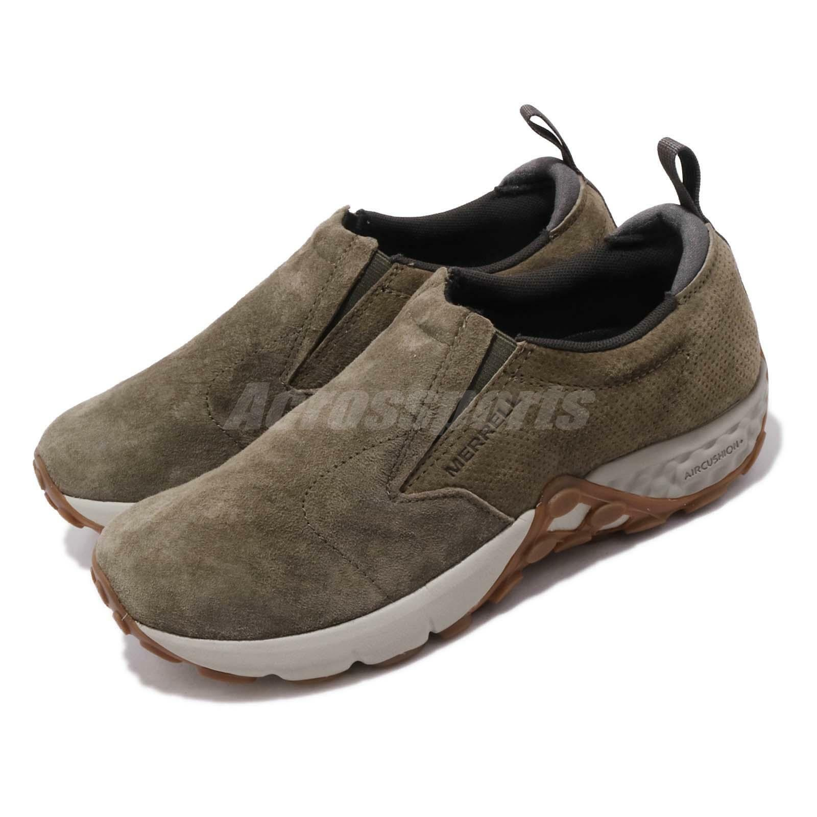 Merrell Jungle Moc AC Dusty Olive Green Green Green Brown  s Casual Shoes Sneakers J91705   Exquise (in) De Fabrication  de5673
