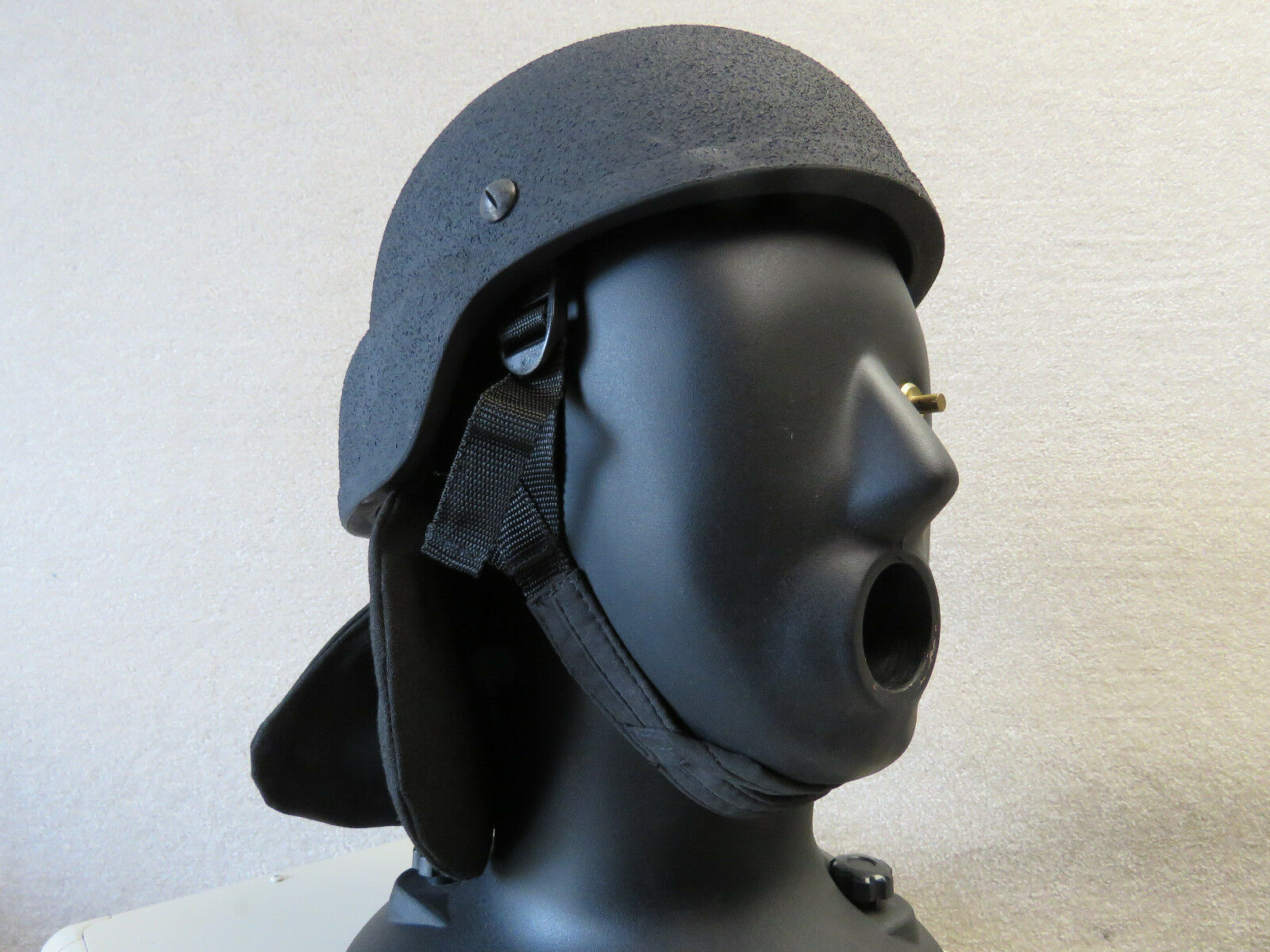ProTech Tactical Delta 4 Armored  Ballistic Helmet Level IIIA - MEDIUM QTY AVAIL  first time reply