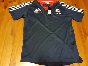 Great Britain Cycling Team Tee Shirt Taille S 34/36 Bnwt-afficher Le Titre D'origine