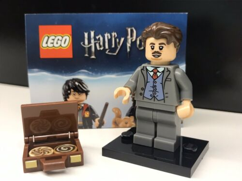 Lego Harry Potter Mini figure Series 1 Jacob Kowalski
