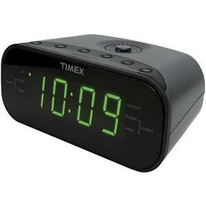 timex am fm alarm clock radio ebay rh ebay com