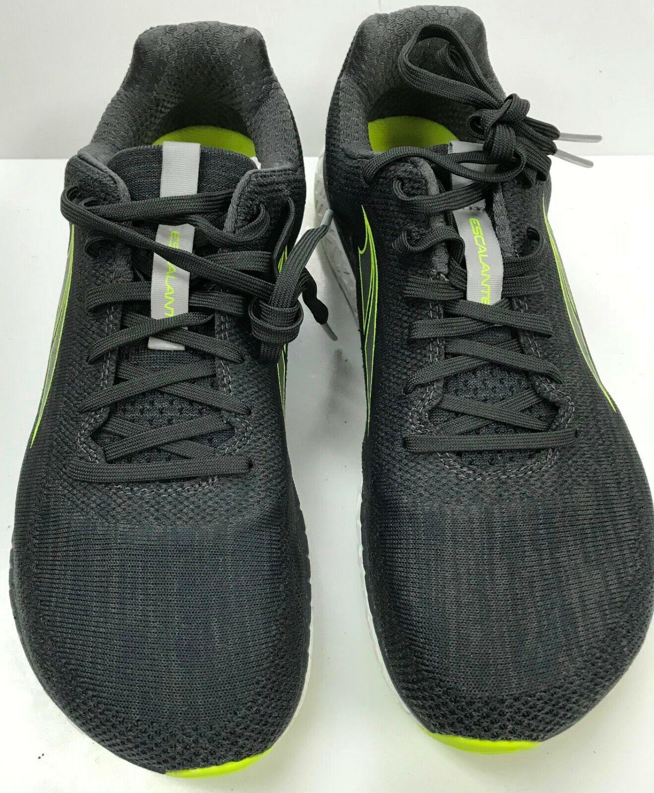 Altra AFM1833G para hombre Escalante 1.5 Zapatillas, gris amarillo, D (M) nos
