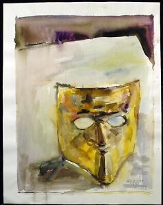 Untitled-1989-Grosses-Aquarell-Heinz-BRZOSKA-1942-2015-D-handsigniert-Unikat