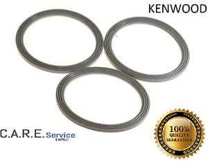 KENWOOD-GUARNIZIONE-BICCHIERE-ROBOT-FRULLATORE-3-PEZZI-FP-KW680939