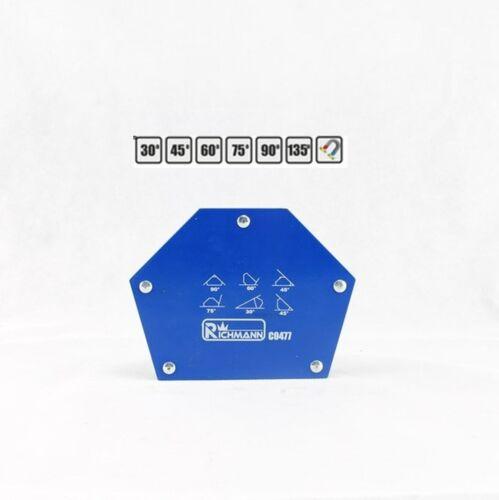 Schweißmagnet 25kg Montage Magnet Magnetwinkel Schweißwinkel magnetisch löten