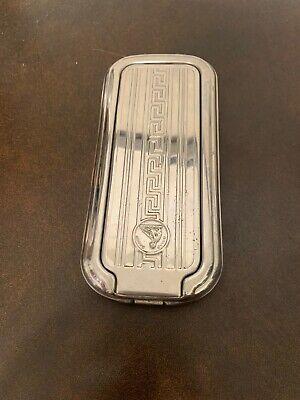 Vintage British Rolls Safety Razor Strop Hone Blade Case