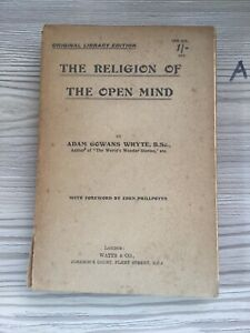 The-Religion-of-the-Open-Mind-Adam-Gowans-Whyte-1913