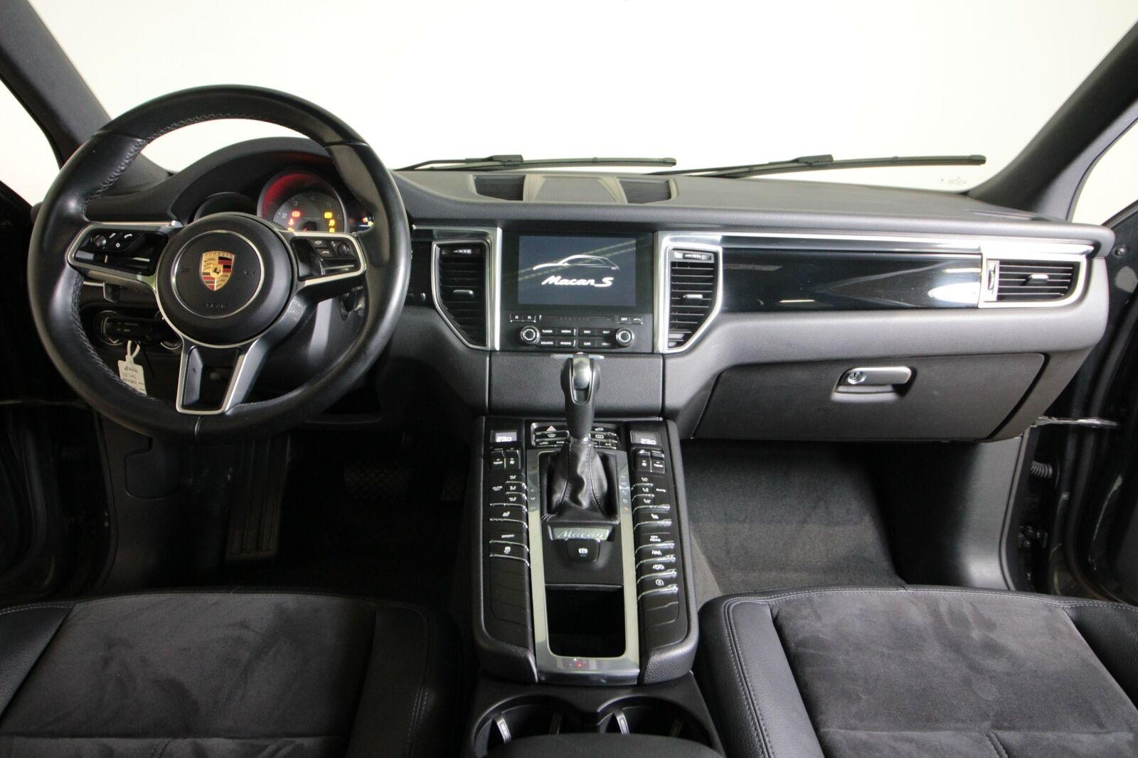 Porsche Macan S PDK