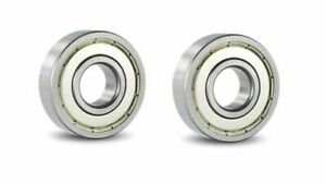 2 X New Joolz Day pushchair stroller Bearings for front wheel