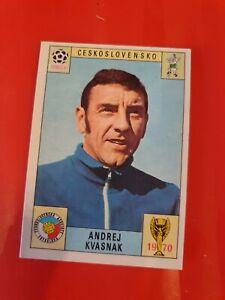 Panini Mexico 70 - Andrej Kvasnak (Czechoslovakia)
