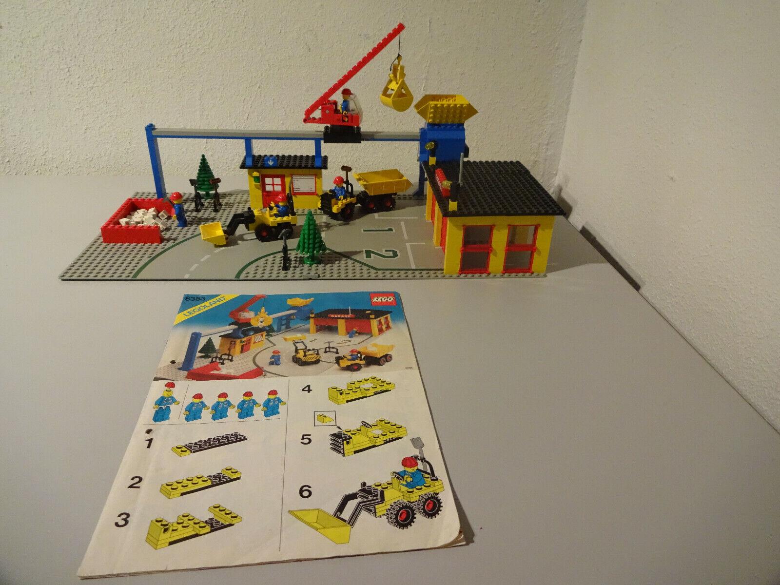 (Vai) Legole 683 Centro Lavori Pubblici con Ba 100% Completo usato