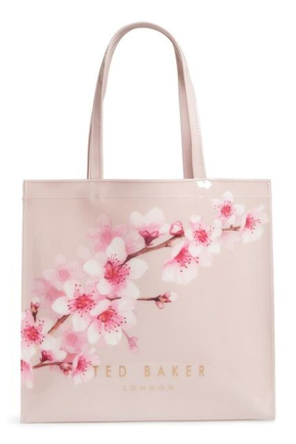 72ccad5a213 Ted Baker London Pammcon Soft Blossom Large Icon Tote Bag Light Pink ...