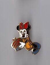 Pin's Disney / Minnie - cuisine (zamac non signé)