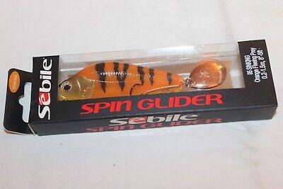 FAST SINKING-95mm-51,7g--BIG GAME-NEU SEBILE-SPIN GLIEDER
