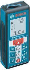 Bosch Laser Telemeter Glm80 Measuring Layout Tools Line Lasers