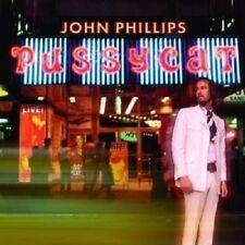 """John Phillips """"PUSSYCAT"""" CD --- 15 titolo merce NUOVA ---"""