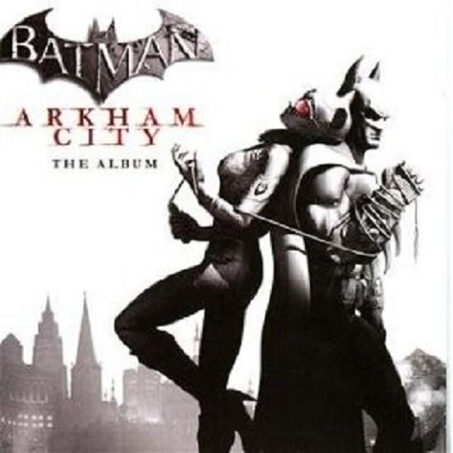 BATMAN: ARKHAM CITY CD NEW