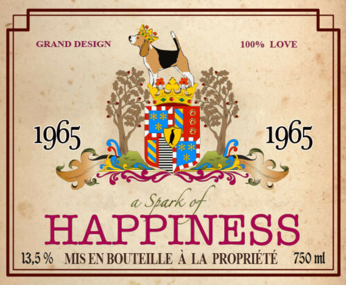 Cabas Happy Woodstock Peach Happiness 213 Taz Trade