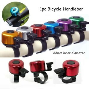 Hot-Cycling-Bicycle-Handlebar-Horn-Sound-Alarm-Safety-Bike-Bell-Metal-Ring