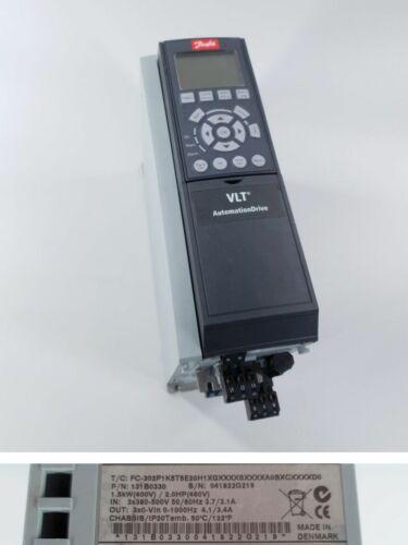 PP9335 Frequenzumrichter Danfoss FC-302P1K5 131B0330 1,5KW 0-1000Hz