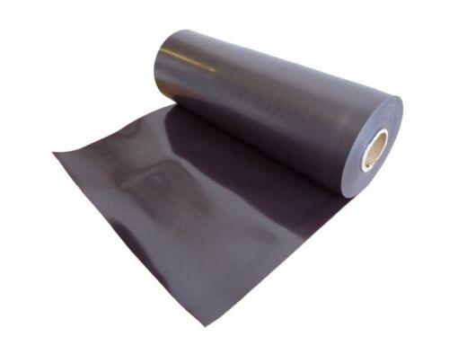 Magnetfolie roh braun unbeschichtet 0,7mm x 31cm x 100cm