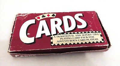 (maureen) Hiron Games Cards - Traditional & Alternative Playing Cards Unused