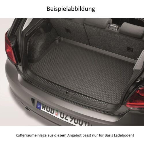 Gepäckraumeinlage VW Polo 6R//6C Ladeboden Original Schutz Kofferraumwanne OEM
