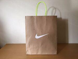 Bag Usado 13 25'5 Detalles De X Used Cm Papel 31 Paper Nike Bolsa Ygybf76
