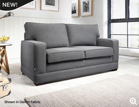 Jay Be Clic Sofa Bed 2 Seater Luxury