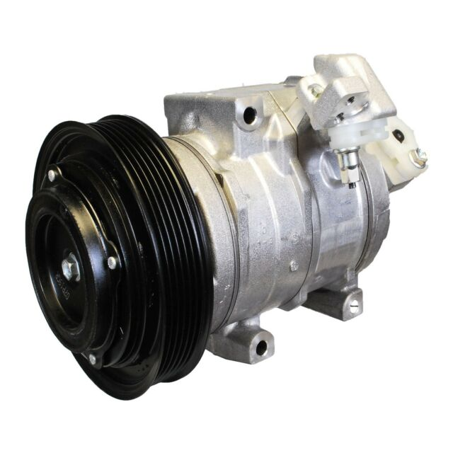 A/C Compressor And Clutch Denso 471-1633 For Acura MDX