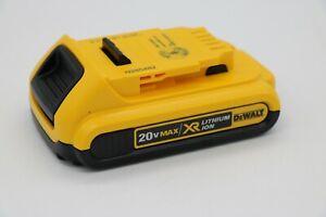 DeWALT-DCB203-20V-MAX-XR-Lithium-Battery-2-0Ah-Brand-New-taken-from-new-kit