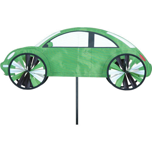 "VW Volkswagon Green 24/"" Beetle Staked Wind Spinner Pole /& Mount ..19....PR 26834"