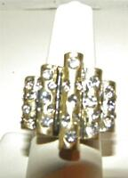 Avon Mark Get In The Ring Rings Size 7 - 7 1/2