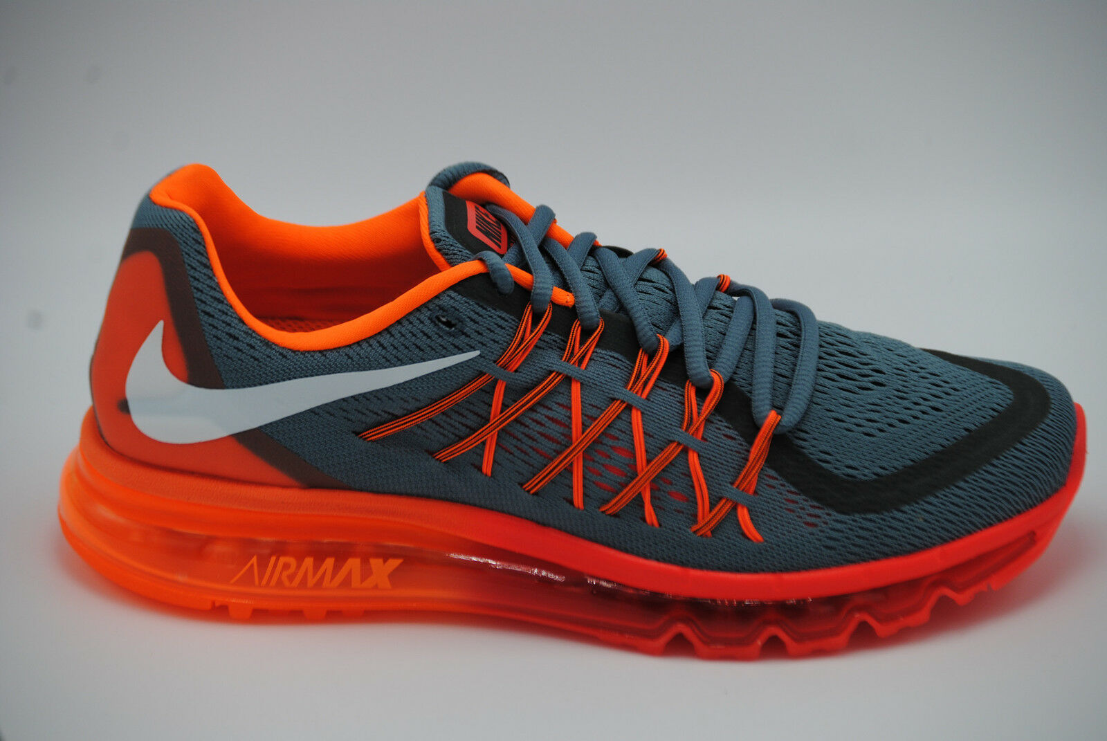 best service ddbcf c4430 well-wreapped Nike Air Max 2015 Men s running shoes 698902 418 Multiple  sizes