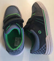 Boys Clarks Shoes The Style - Chad Skate Size 11.5f & 1g