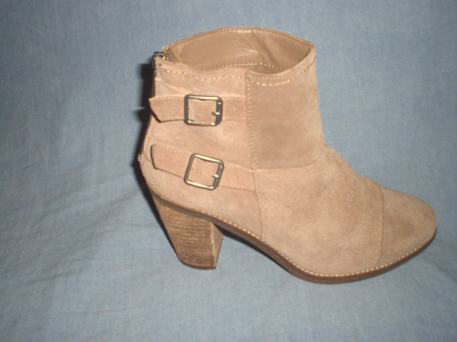 Jessica Simpson Women's CLARAH  Bootie  TAUPE SIZE  9.5