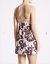 M /& S ROSIE FOR AUTOGRAPH PINK MIX FLORAL PRINT CHEMISE
