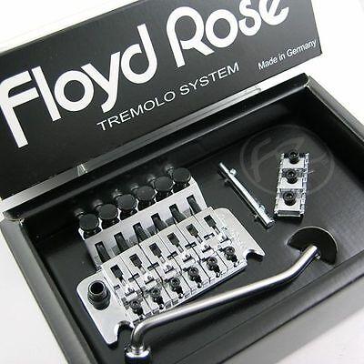 Floyd Rose Original Tremolo Locking Nut R2 Nut, Chrome
