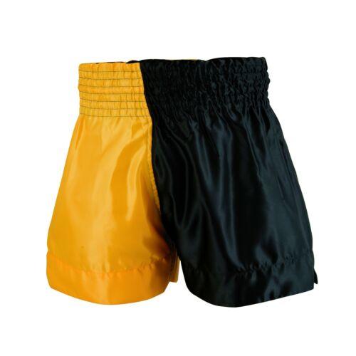 ISLERO Cage Fight Muay Thai Shorts MMA Kick Boxing Grappling Martial Arts Gear H