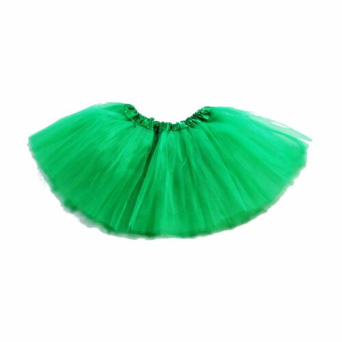 Quality Ladies Girls Kids TUTU Skirt Fancy Skirt Dress Up Party 3 Layers Dancing
