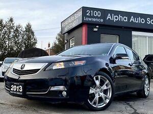 2013 Acura TL SH-AWD w/Elite Pkg