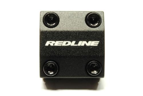 Redline 55mm BMX Bike Handlebar//Bar Stem 55