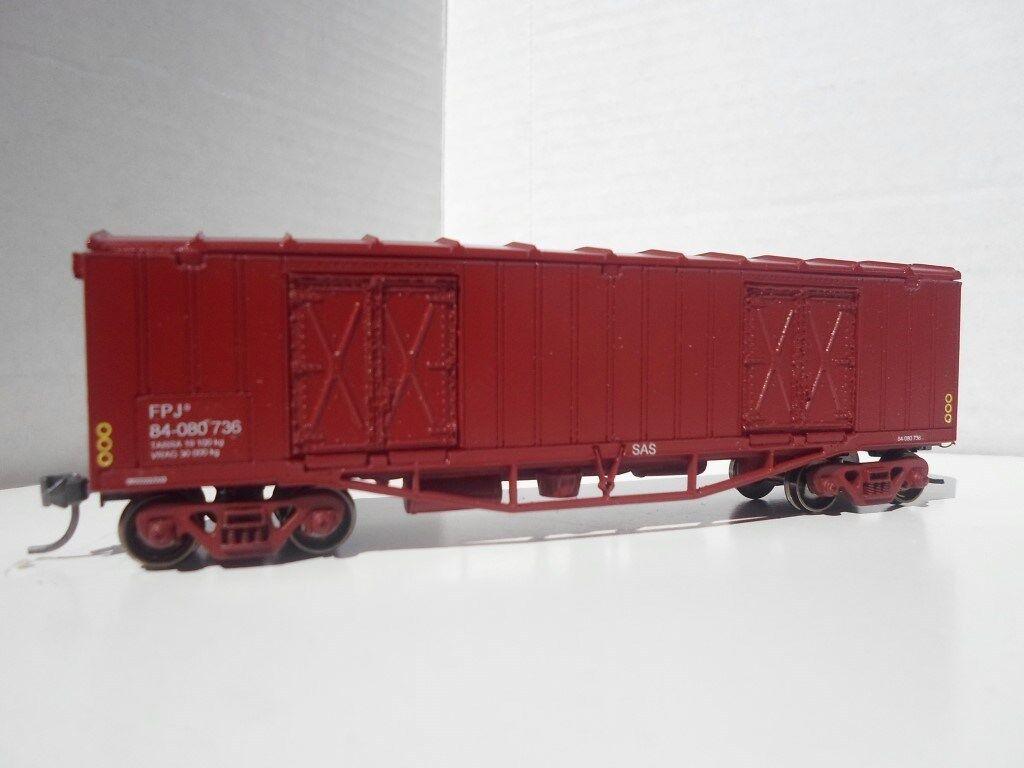 Sudafricano Modelo ferroCocheriles  sar Fpj mercancías Wagon (ho)