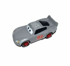 Disney Pixar Cars 3 Diecast Gray Lightning Mcqueen 95 Loose Toy Car Ebay