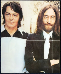 Image Is Loading THE BEATLES POSTER PAGE 1969 JOHN LENNON Amp