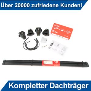 K12 5-Tür 03-10 S02 Für Nissan Micra Stahl Dachträger am Dachprofil kompl