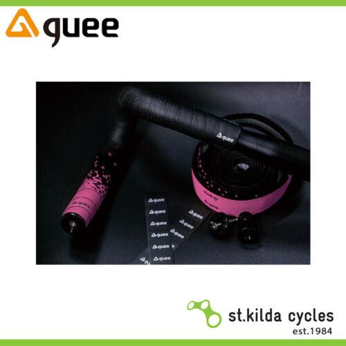 Black// Pink Guee Bar Tape Bicycle Dual