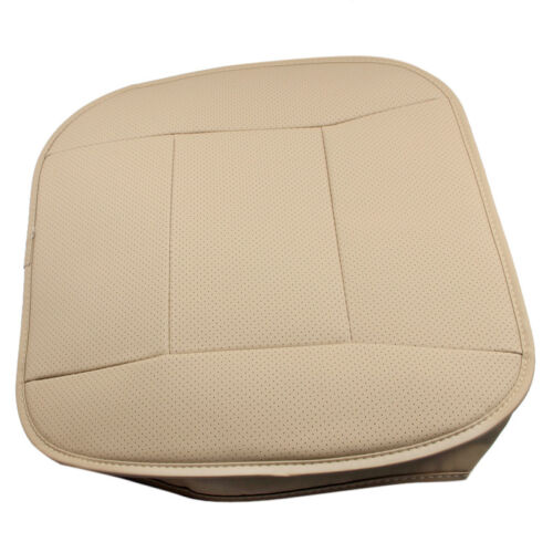 PU leather luxury car seat cushion cover front cover universal